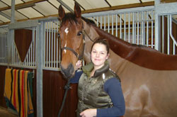 Preparing your horse for a thermal imaging inspection